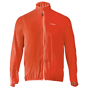 Wildcraft Wildcraft Men Self-Packable Windbreaker - Orange