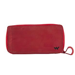 Wildcraft Women Bifold Zip Wallet - Red