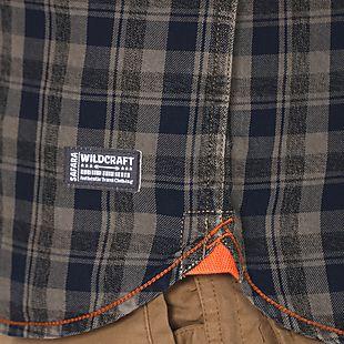 Wildcraft Men Check Shirt