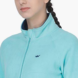 Wildcraft Women Fleece Jacket