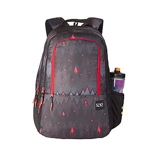 Wildcraft Wiki 2 Ombre Backpack - Black