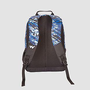 Wildcraft Camo 2 Backpack Bag - Blue