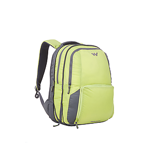 Wildcraft Geek 3.0 Laptop Backpack With Dedicated Organizer - Green