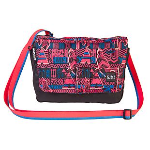 Wildcraft Aztec Red Aztec Red Unisex Messengers & Slings