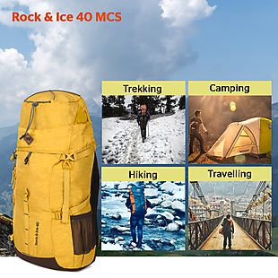 Wildcraft Rock and Ice MCS 40