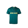 Wildcraft M Print Crew C Alv - Green